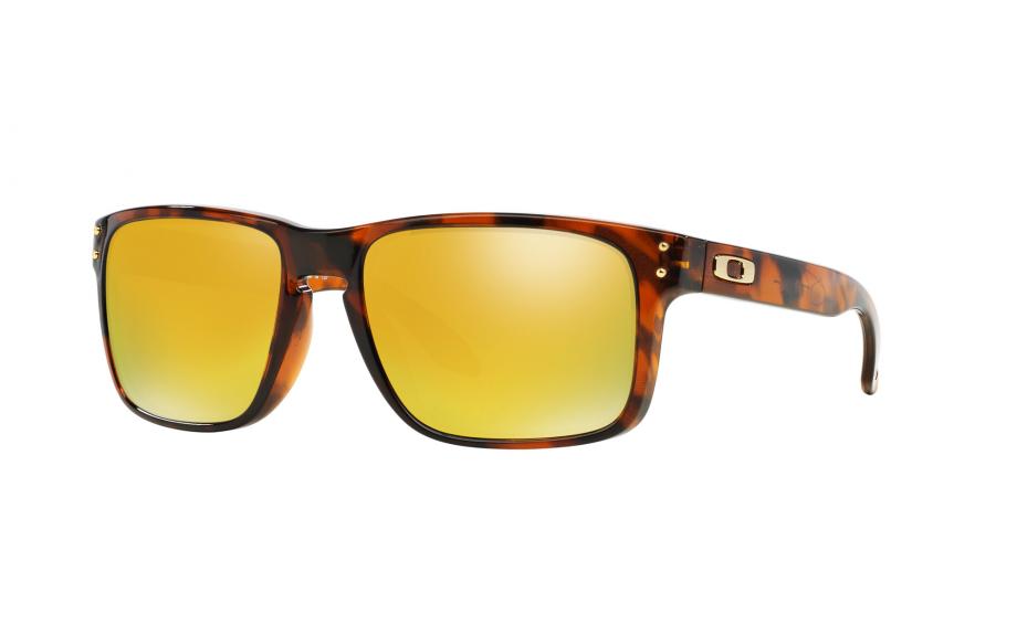 c0768b8e79256 Oakley Shaun White Gold Series Holbrook Brown Tortoise OO9102-34 - Free  Shipping