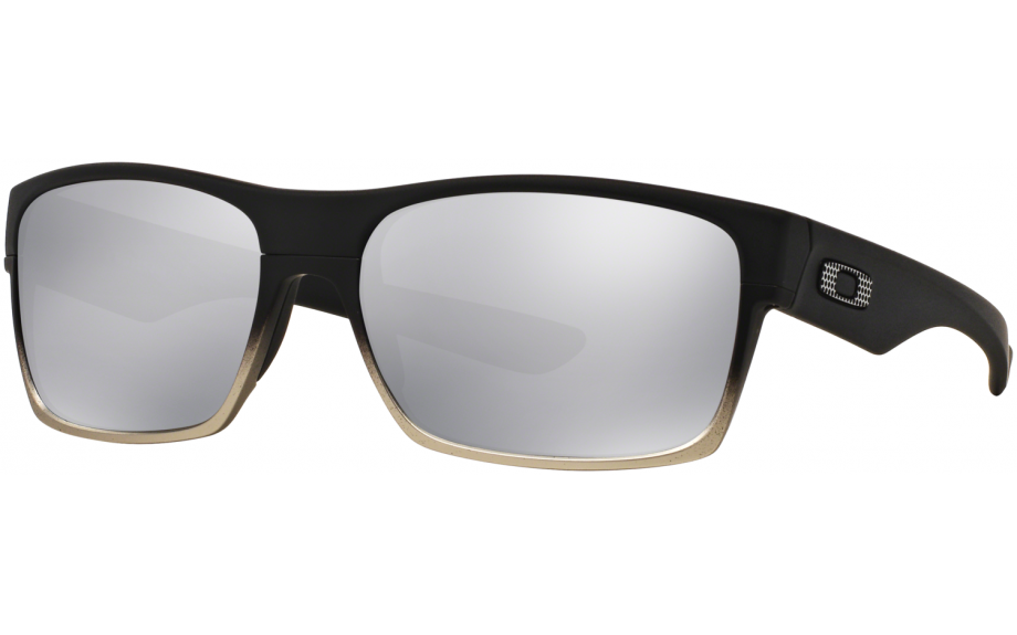 a6ee7b78b3c Oakley Two Face Machinist Collection Matte Black OO9189-30 - Free Shipping