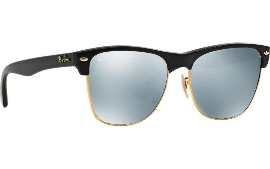 9acc737552e Ray-Ban Clubmaster Oversized RB4175 877 30 57 Sunglasses - Free Shipping