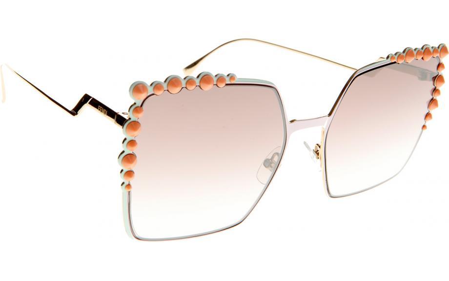 bc355674fc8 Fendi Can-Eye FF0259 S 35J 60 Sunglasses - Free Shipping