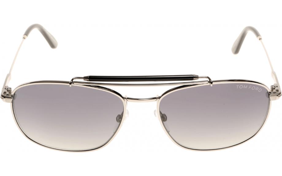 3b209f9082523 Tom Ford Marlon FT0339 14D 57 Sunglasses - Free Shipping